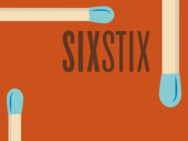 Bild zu Alle Brettspiele-Spiel Sixstix