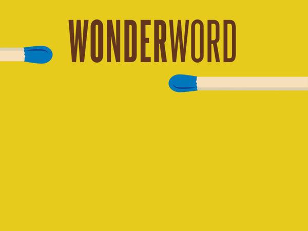 Bild zu Alle Brettspiele-Spiel Wonderword