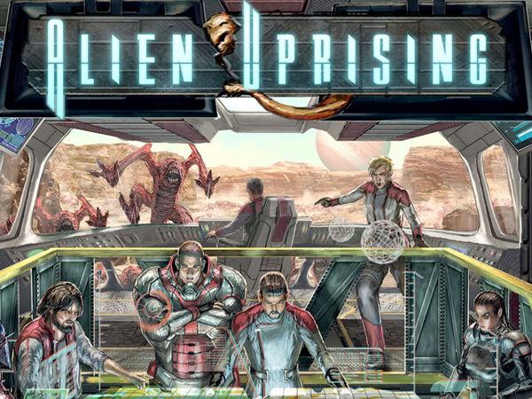 Bild zu Alle Brettspiele-Spiel Alien Uprising