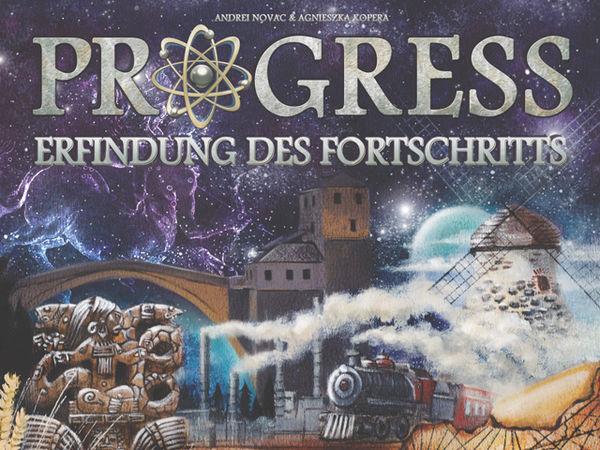 Bild zu Alle Brettspiele-Spiel Progress: Erfindung des Fortschritts