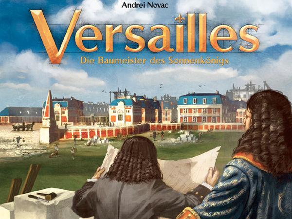 Bild zu Alle Brettspiele-Spiel Versailles
