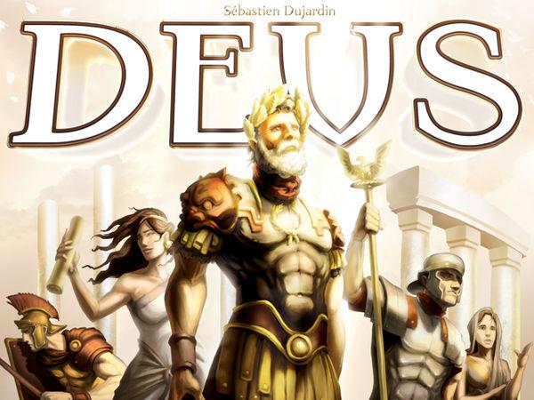 Bild zu Alle Brettspiele-Spiel Deus