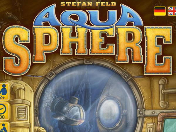 Bild zu Alle Brettspiele-Spiel AquaSphere