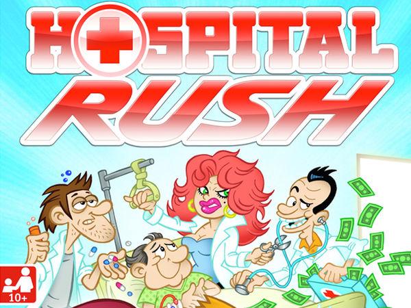 Bild zu Alle Brettspiele-Spiel Hospital Rush