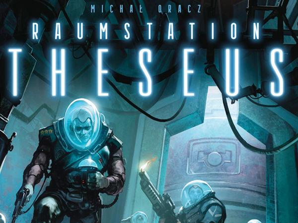 Bild zu Alle Brettspiele-Spiel Raumstation Theseus