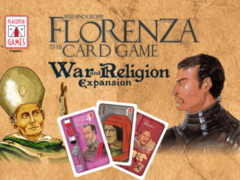 Florenza: The Card Game - War and Religion