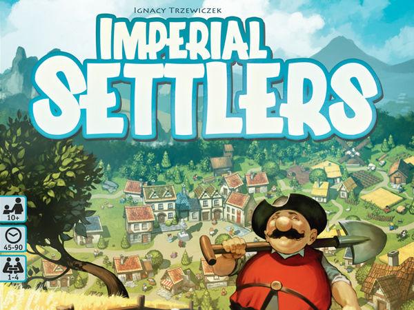 Bild zu Alle Brettspiele-Spiel Imperial Settlers