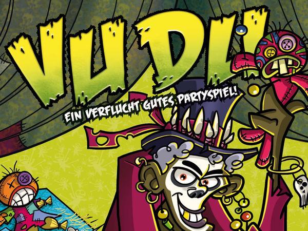 Bild zu Alle Brettspiele-Spiel Vudu