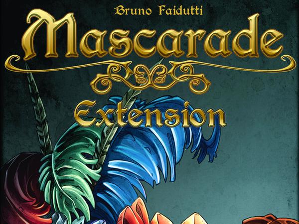 Bild zu Alle Brettspiele-Spiel Mascarade: Erweiterung