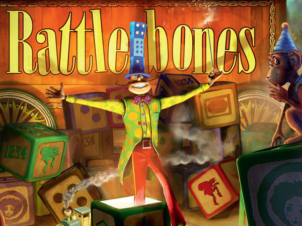 Bild zu Alle Brettspiele-Spiel Rattlebones