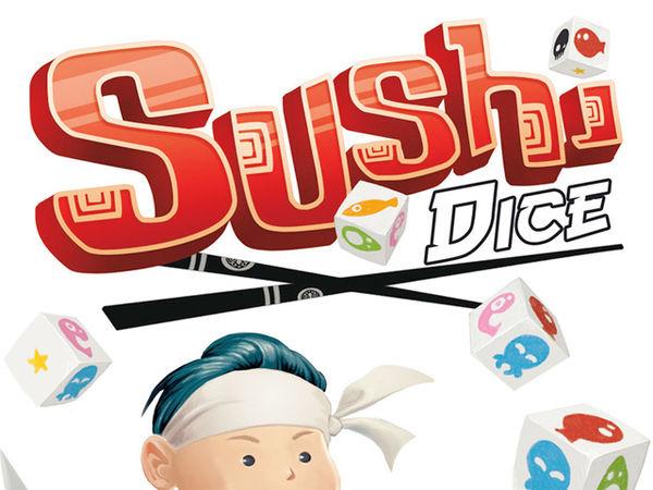 Bild zu Alle Brettspiele-Spiel Sushi Dice