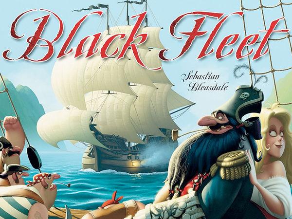 Bild zu Alle Brettspiele-Spiel Black Fleet