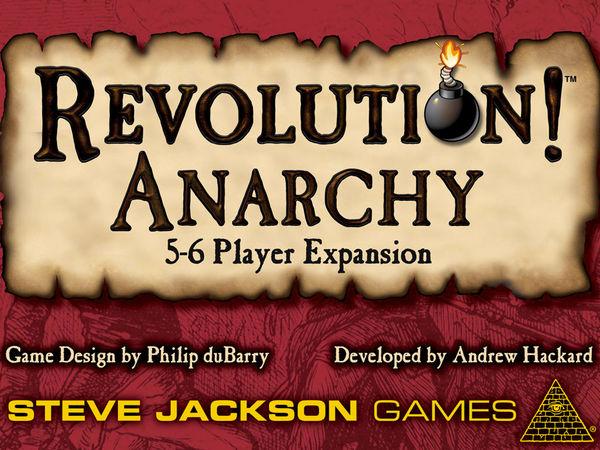 Bild zu Alle Brettspiele-Spiel Revolution! Anarchy