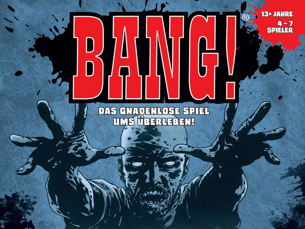 Bild zu Alle Brettspiele-Spiel Bang! The Walking Dead