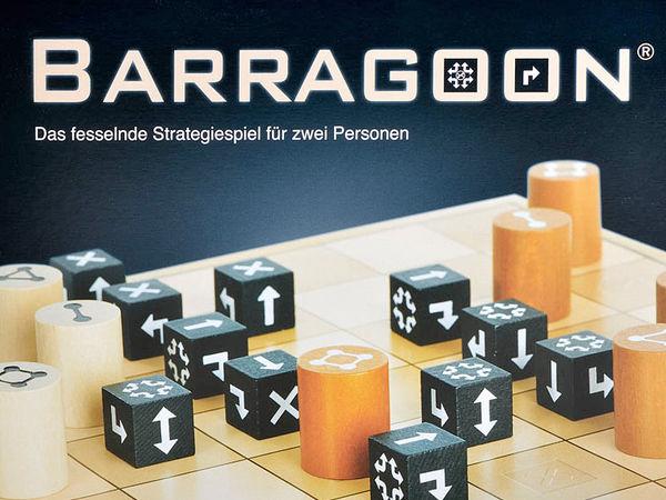 Bild zu Alle Brettspiele-Spiel Barragoon