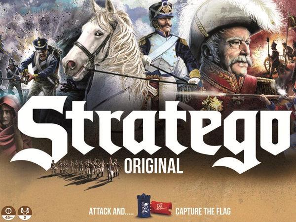 Bild zu Alle Brettspiele-Spiel Stratego
