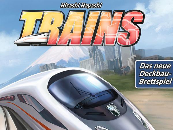 Bild zu Alle Brettspiele-Spiel Trains