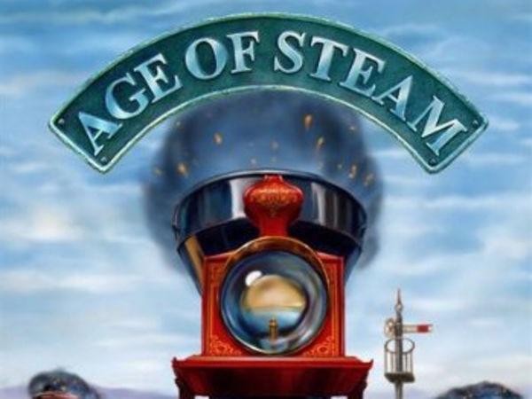 Bild zu Alle Brettspiele-Spiel Age of Steam