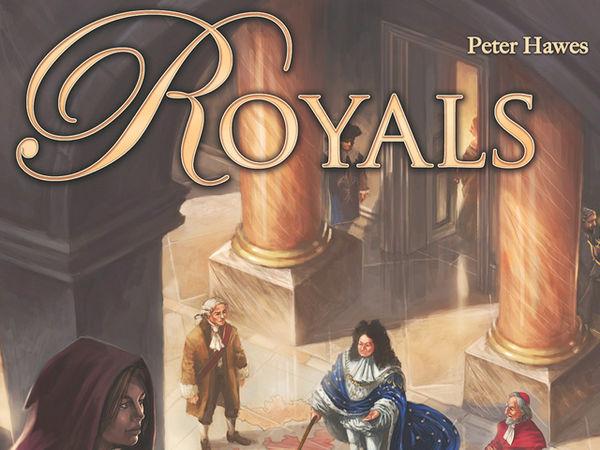 Bild zu Alle Brettspiele-Spiel Royals