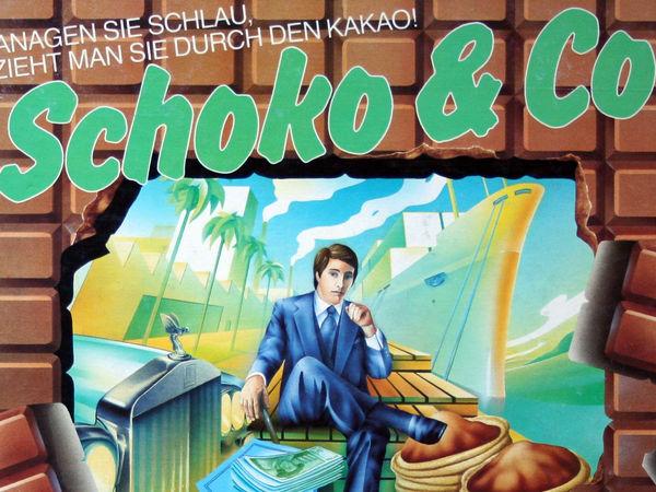 Bild zu Alle Brettspiele-Spiel Schoko & Co