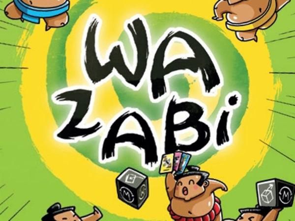 Bild zu Alle Brettspiele-Spiel Wazabi