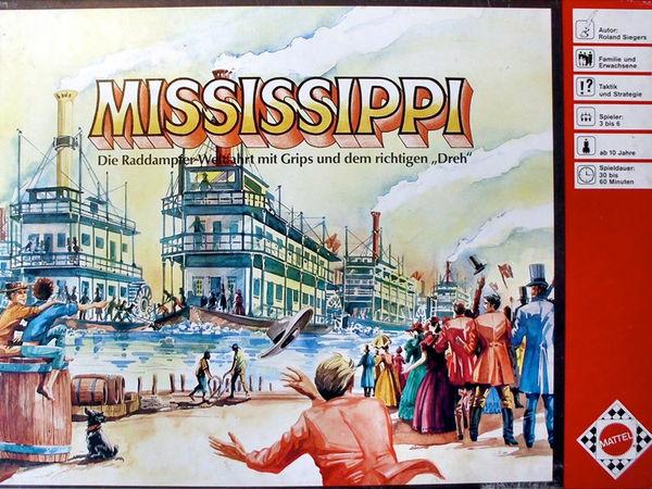 Bild zu Alle Brettspiele-Spiel Mississippi