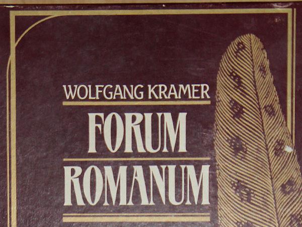 Bild zu Alle Brettspiele-Spiel Forum Romanum