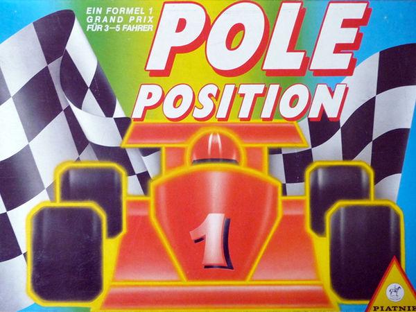 Bild zu Alle Brettspiele-Spiel Pole Position