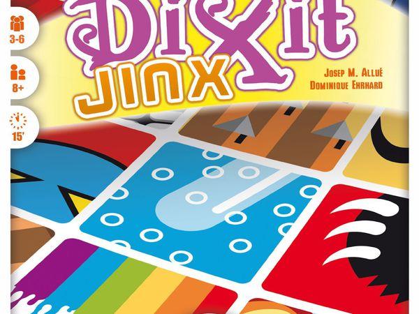 Bild zu Alle Brettspiele-Spiel Dixit Jinx