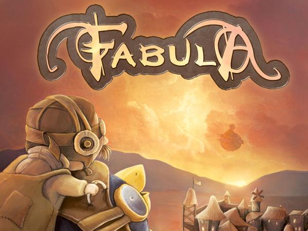 Bild zu Alle Brettspiele-Spiel Fabula