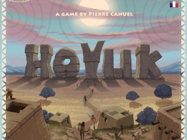 Bild zu Alle Brettspiele-Spiel Höyük