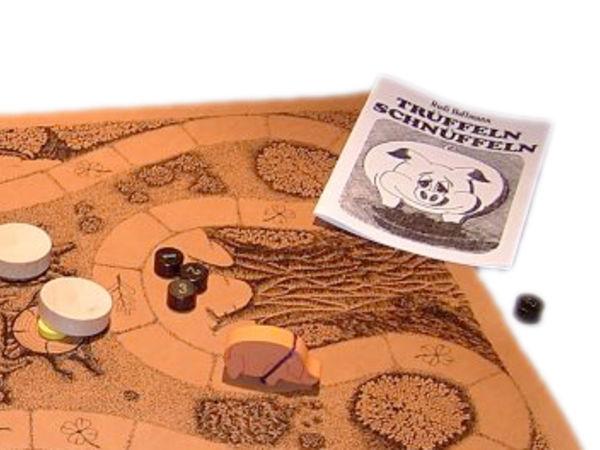 Bild zu Alle Brettspiele-Spiel Trüffeln schnüffeln