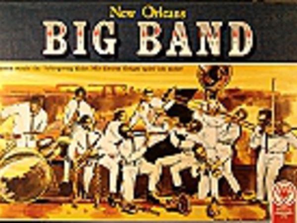 Bild zu Alle Brettspiele-Spiel New Orleans Big Band