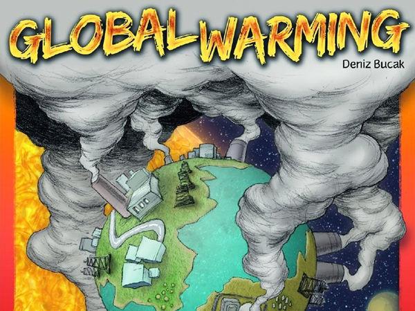 Bild zu Alle Brettspiele-Spiel Global Warming