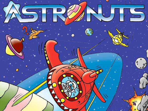 Bild zu Alle Brettspiele-Spiel AstroNuts