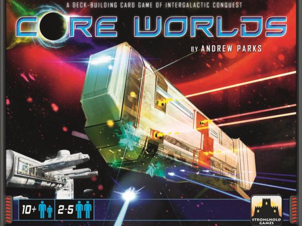 Bild zu Alle Brettspiele-Spiel Core Worlds