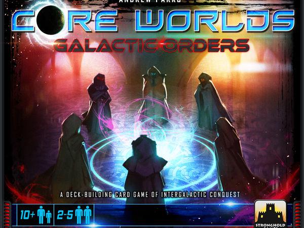 Bild zu Frühjahrs-Neuheiten-Spiel Core Worlds: Galactic Orders