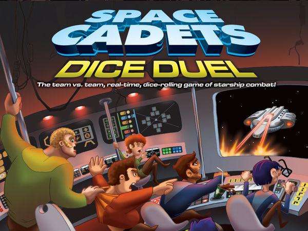 Bild zu Frühjahrs-Neuheiten-Spiel Space Cadets: Dice Duel