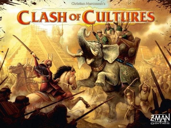 Bild zu Alle Brettspiele-Spiel Clash of Cultures