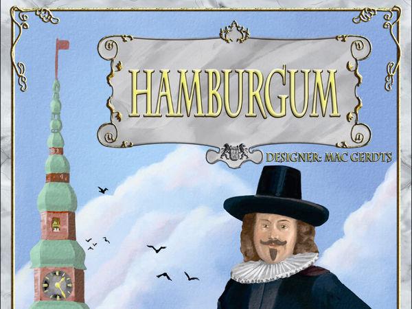 Bild zu Alle Brettspiele-Spiel Hamburgum