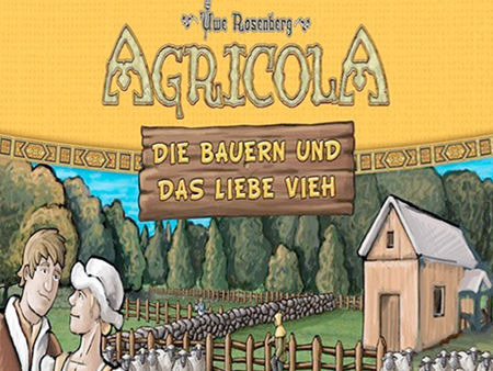 Agricola: Die Bauern und das liebe Vieh