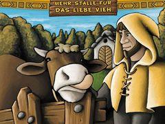Agricola: Noch mehr Ställe für das liebe Vieh