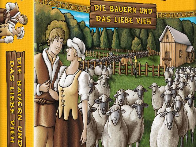 Agricola: Die Bauern und das liebe Vieh Bild 1