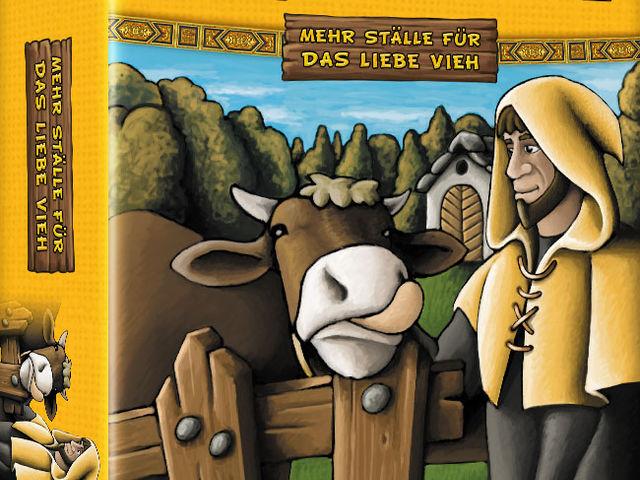 Agricola: Mehr Ställe für das liebe Vieh Bild 1
