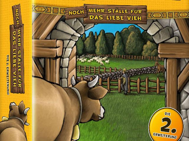 Agricola: Noch mehr Ställe für das liebe Vieh Bild 1