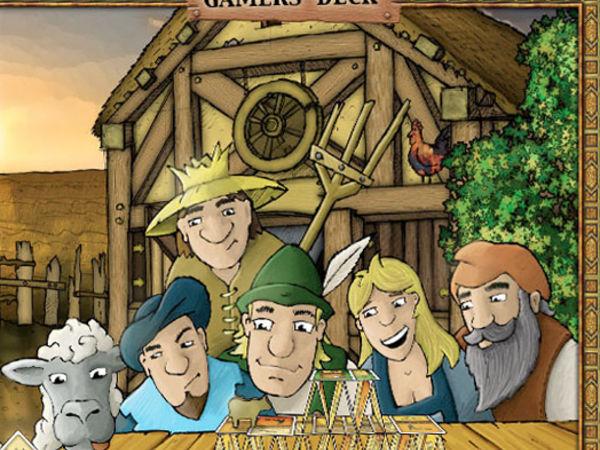 Bild zu Alle Brettspiele-Spiel Agricola: Gamers' Deck