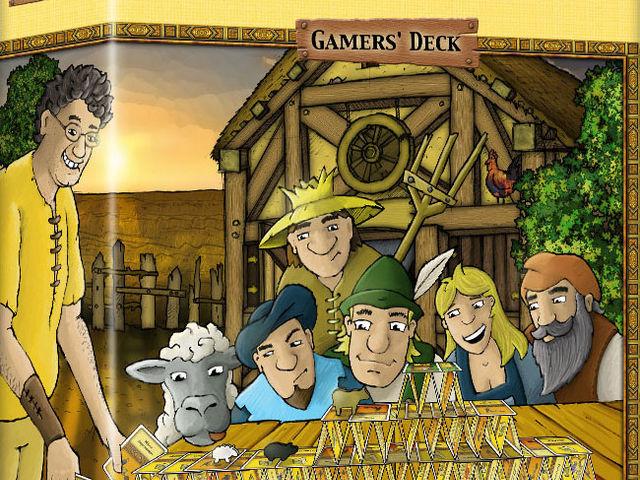 Agricola: Gamers' Deck Bild 1