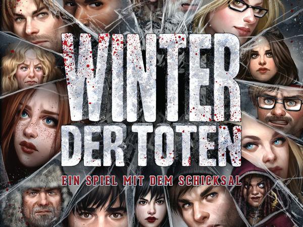 Bild zu Alle Brettspiele-Spiel Winter der Toten