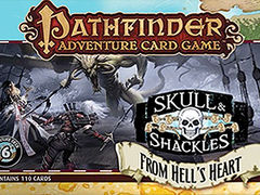 Pathfinder Adventure Card Game: Skulls & Shackles - From Hell's Heart Adventure Deck