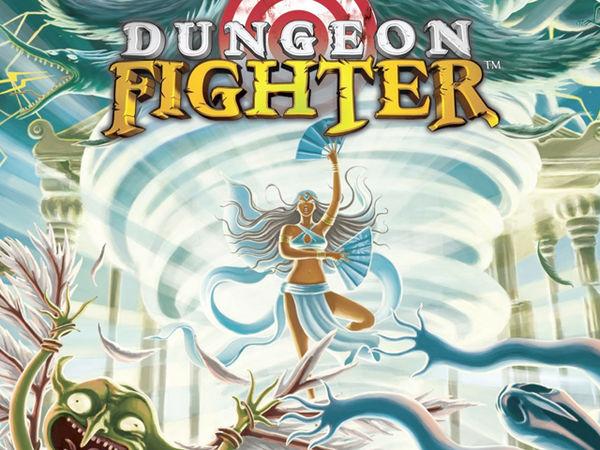 Bild zu Alle Brettspiele-Spiel Dungeon Fighter: Abgefahrene Winde